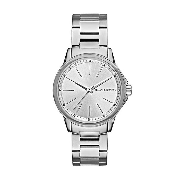 07d8e10be983 RELOJ ARMANI EXCHANGE LADY BANKS SMART AX4345 – luxurywatchmx