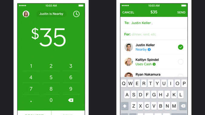 What cash app is used for?