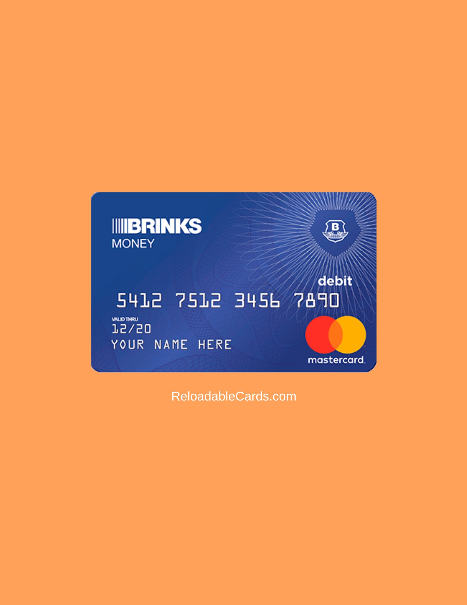 Brinks Prepaid Debit Card