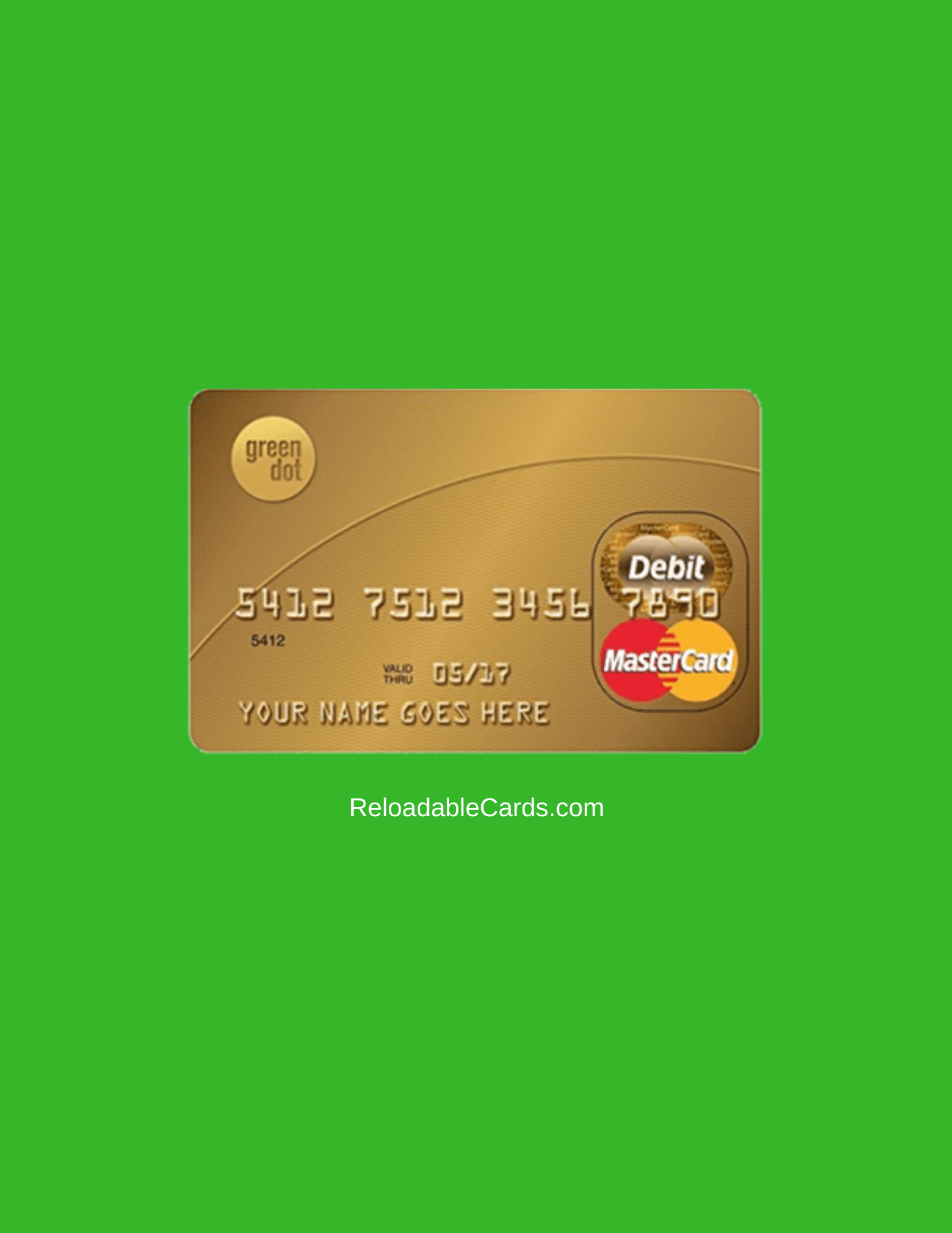 green dot prepaid card