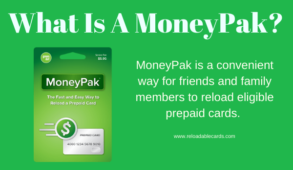 what is a moneypak card