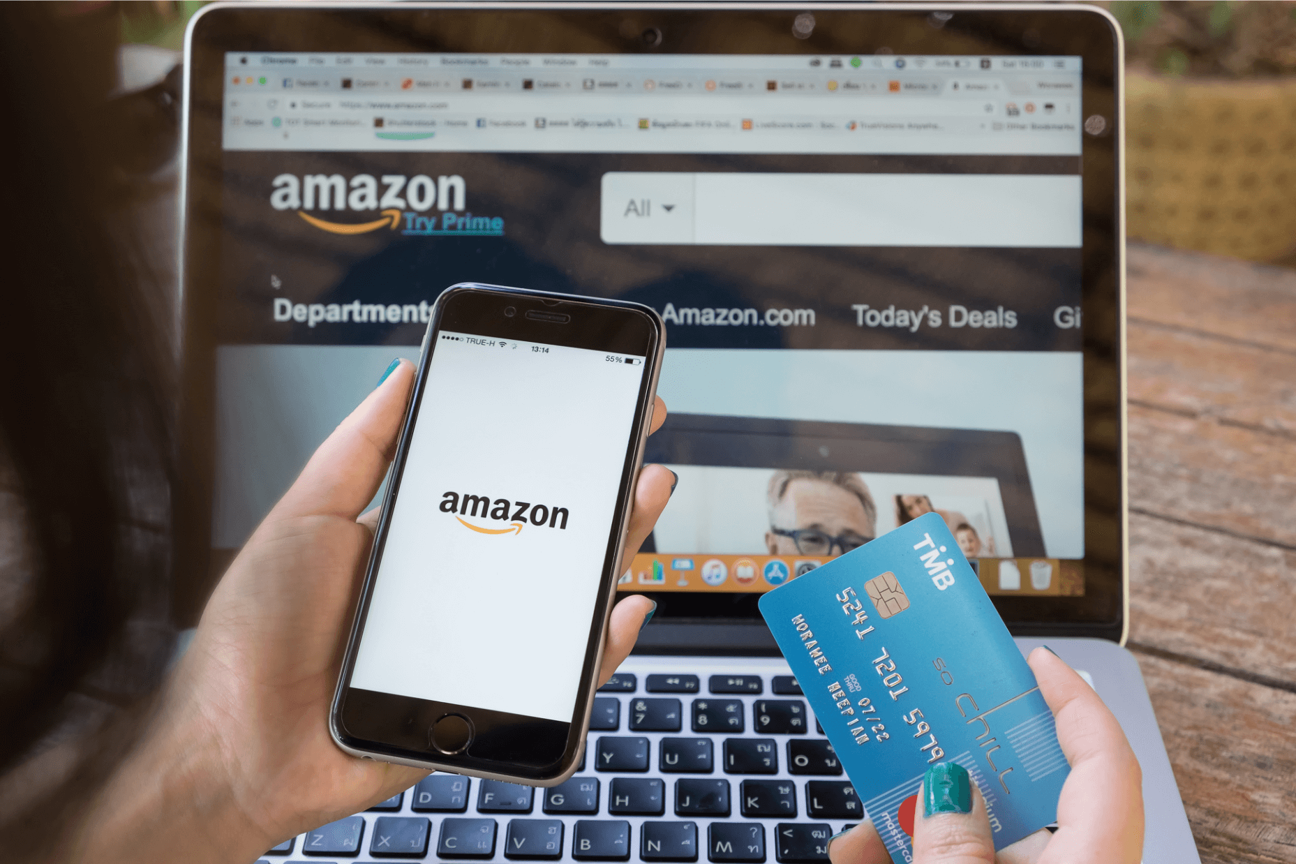 Can I Use Prepaid Cards On Amazon