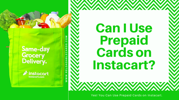 Can I Use Prepaid Cards on Instacart