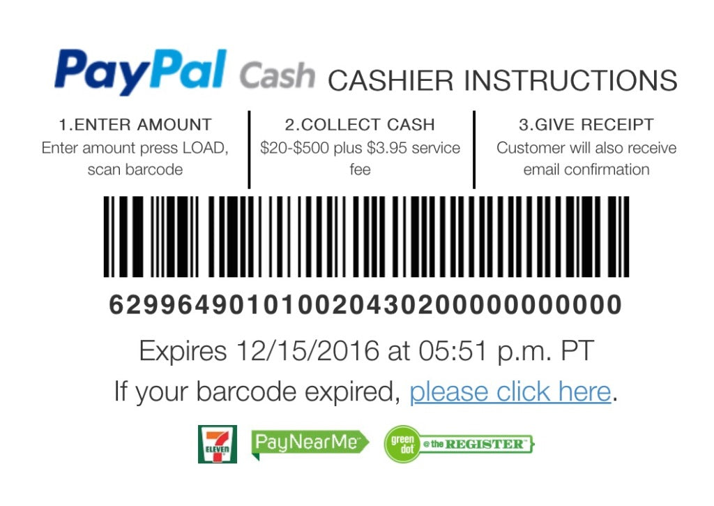 How To Use PayPal Cash