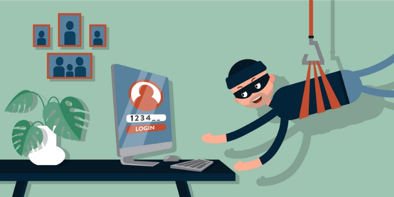 How your Identity is Stolen