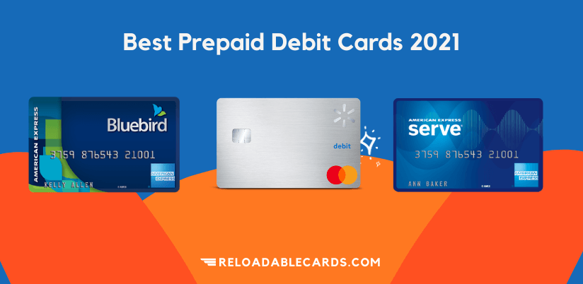 Best Prepaid Debit  Card 2021