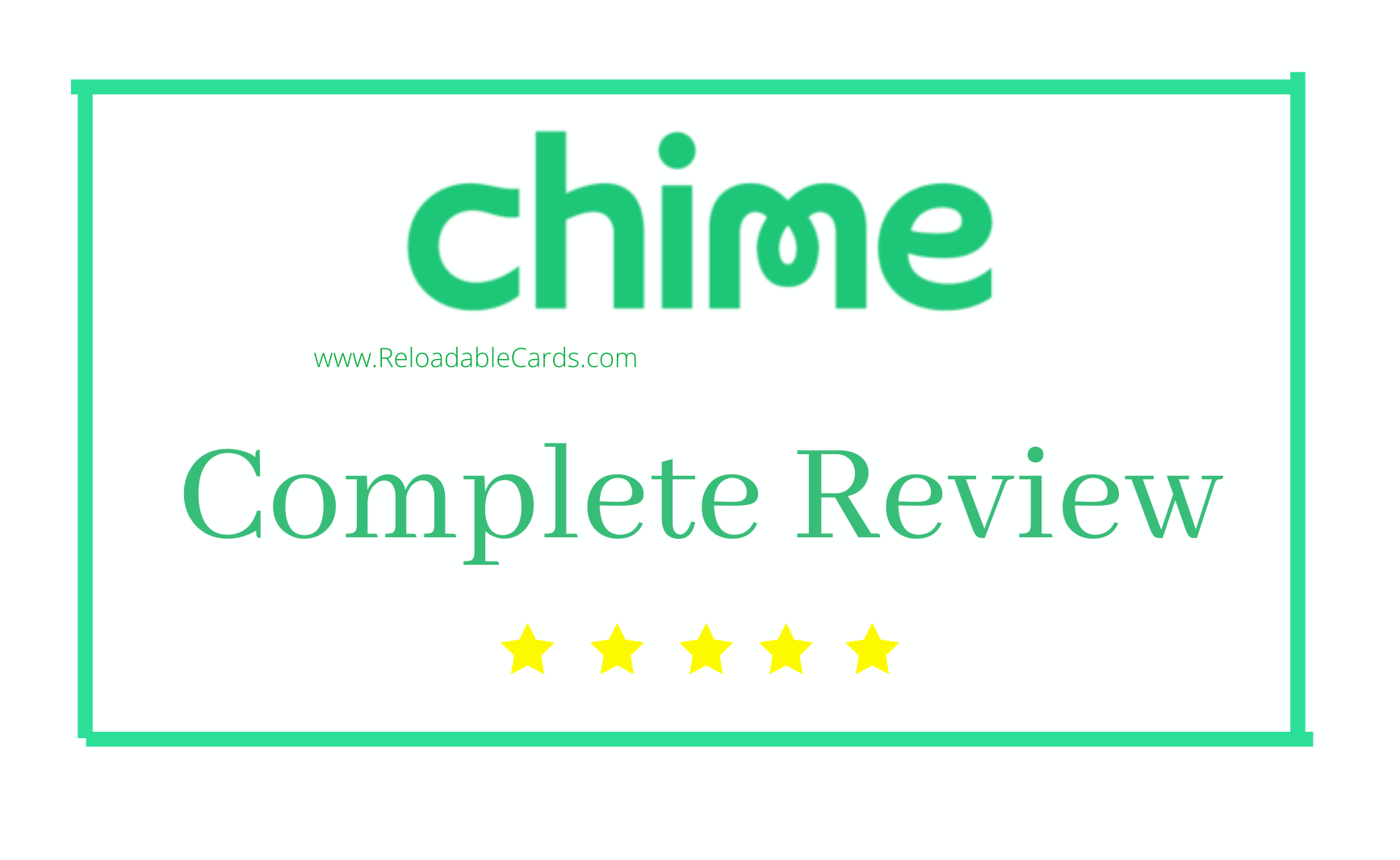 Chime Review