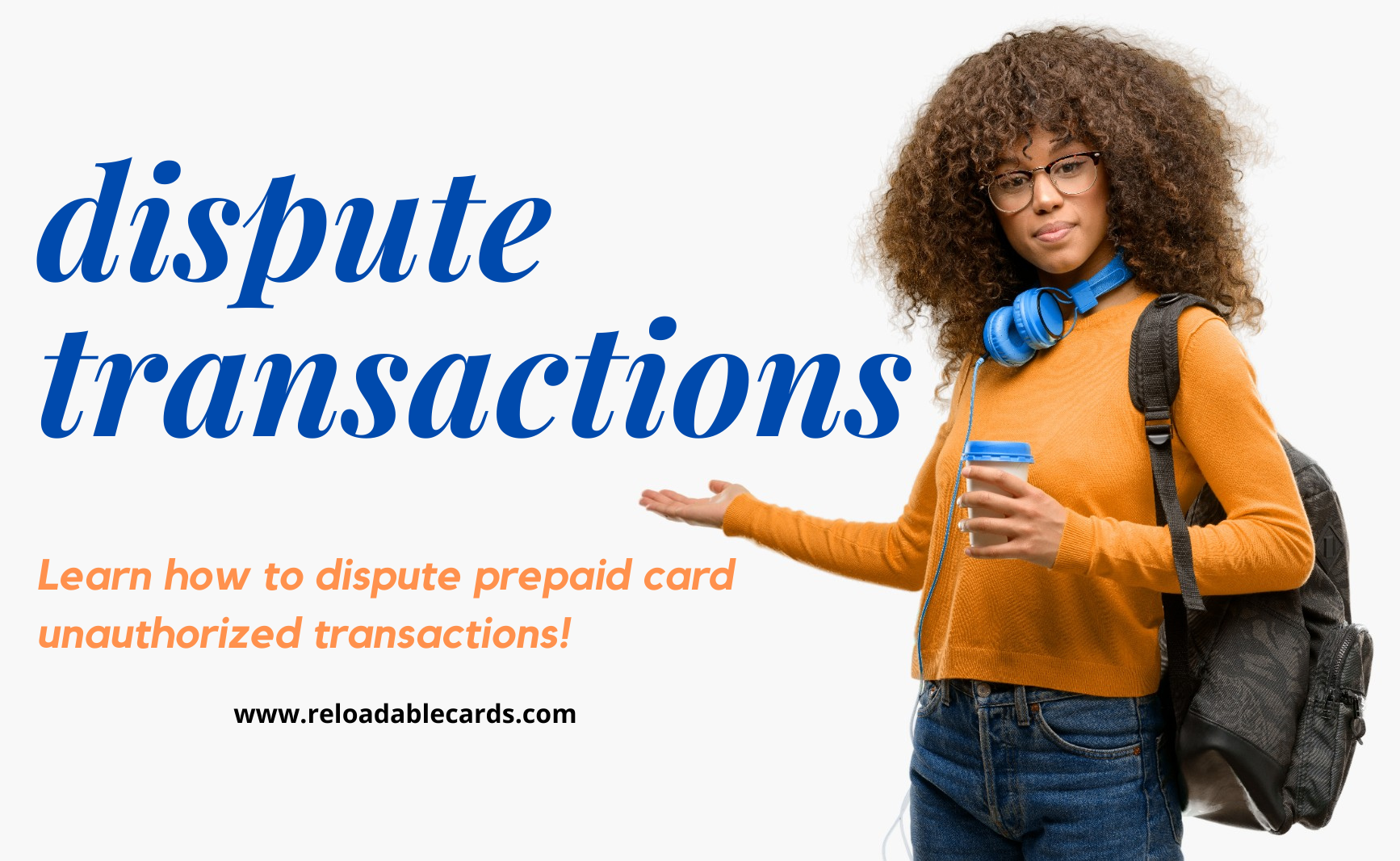 dispute prepaid card transactions