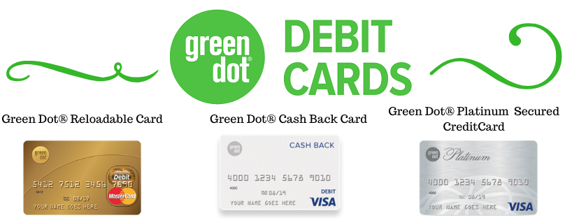 green dot debit cards