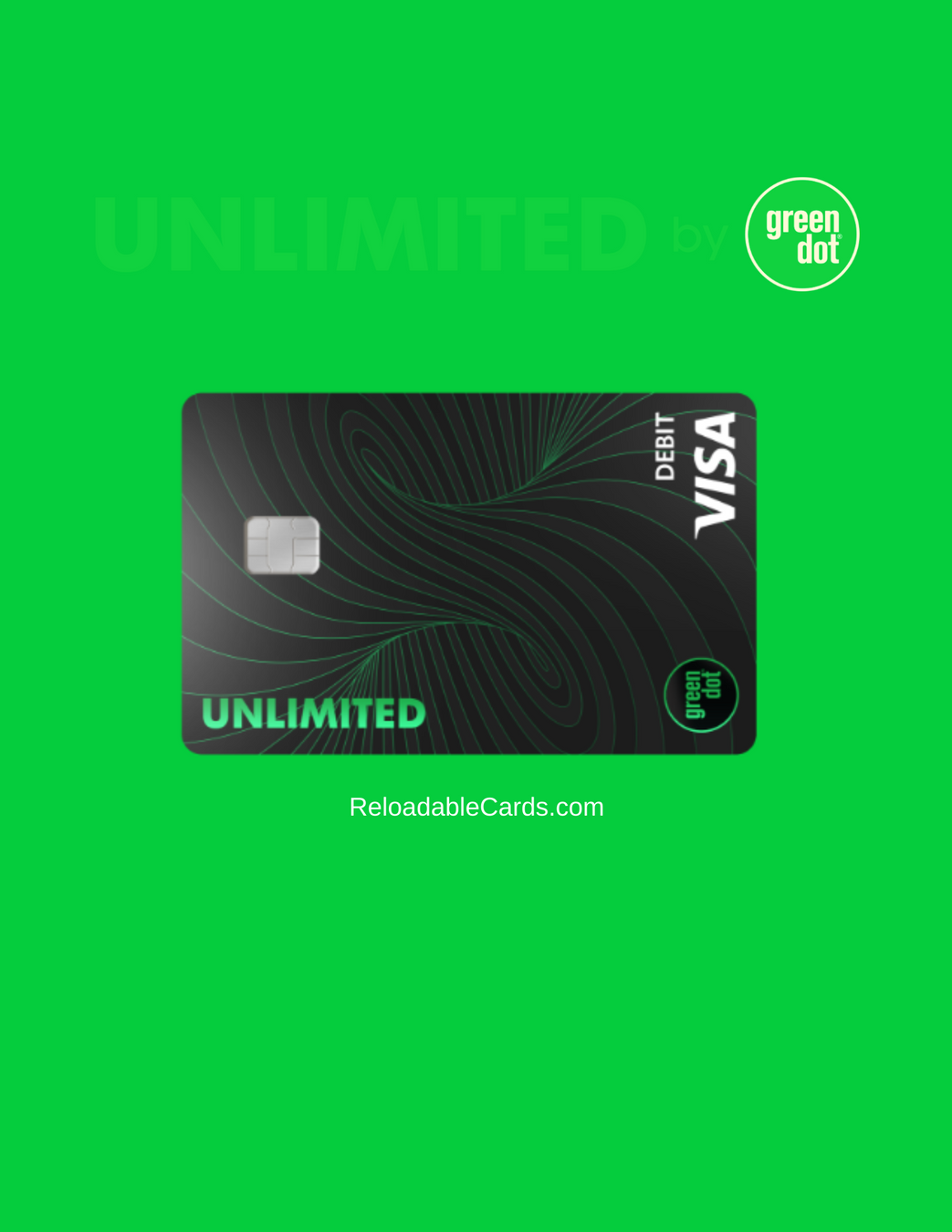 green dot unlimited card
