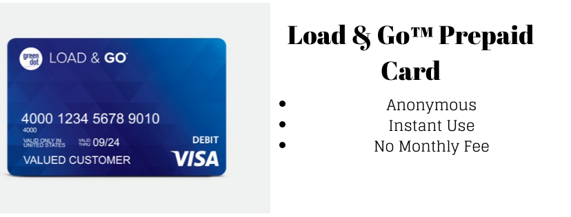 load and go prepaid card