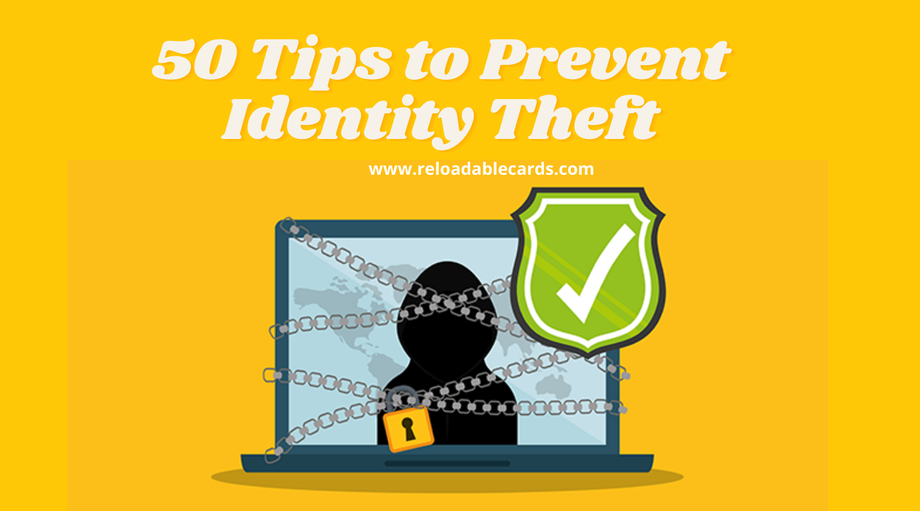 50  Tips to Prevent Identity Theft