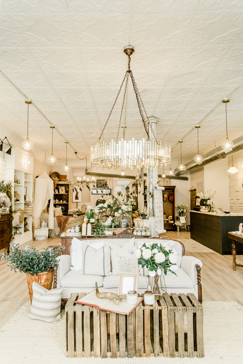 The Shoppe Lighting- Sources