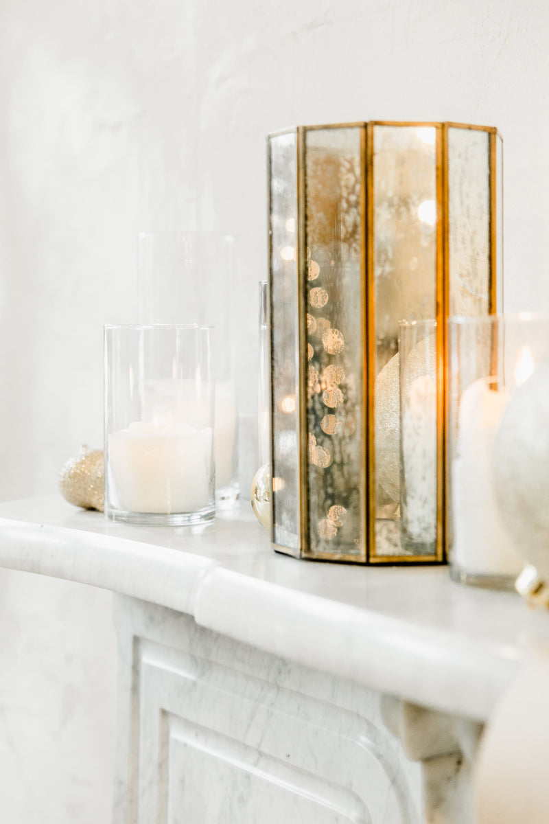 Marble Fireplace- In The Shoppe