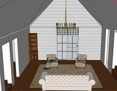 Living Room Inspiration/Design Plan