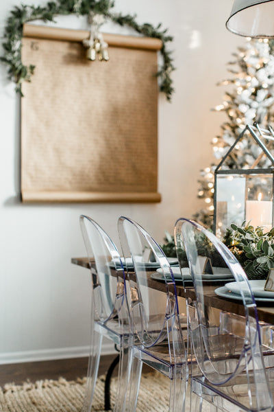 Hearth & Hand With Magnolia- Christmas Tablescape