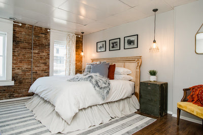 The Flat- Master Bedroom Reveal
