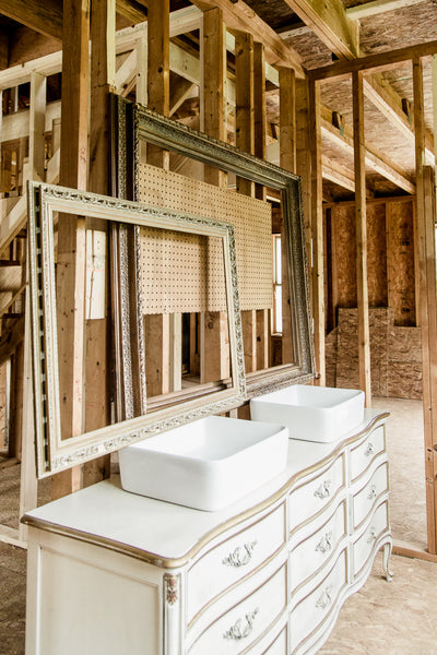 Master Bathroom Mirror Situation
