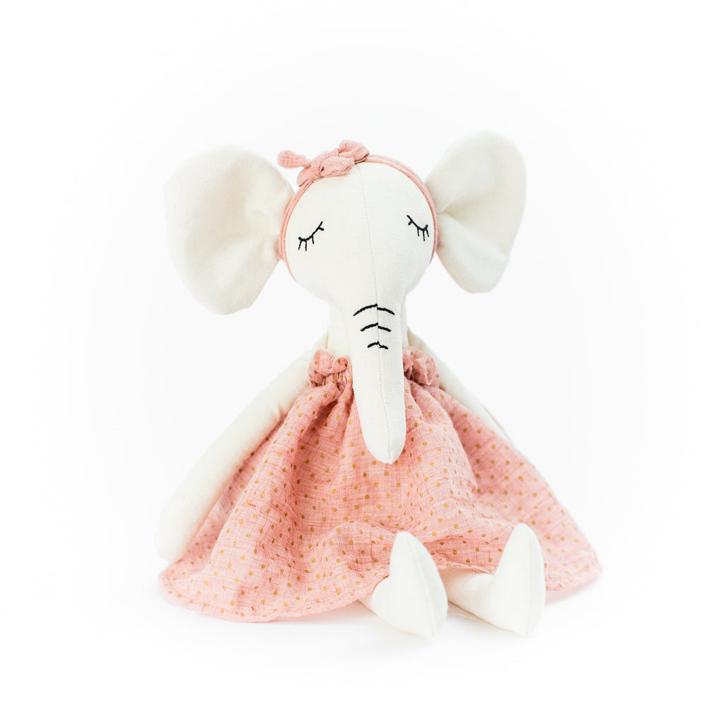 Ellie The Elephant Doll