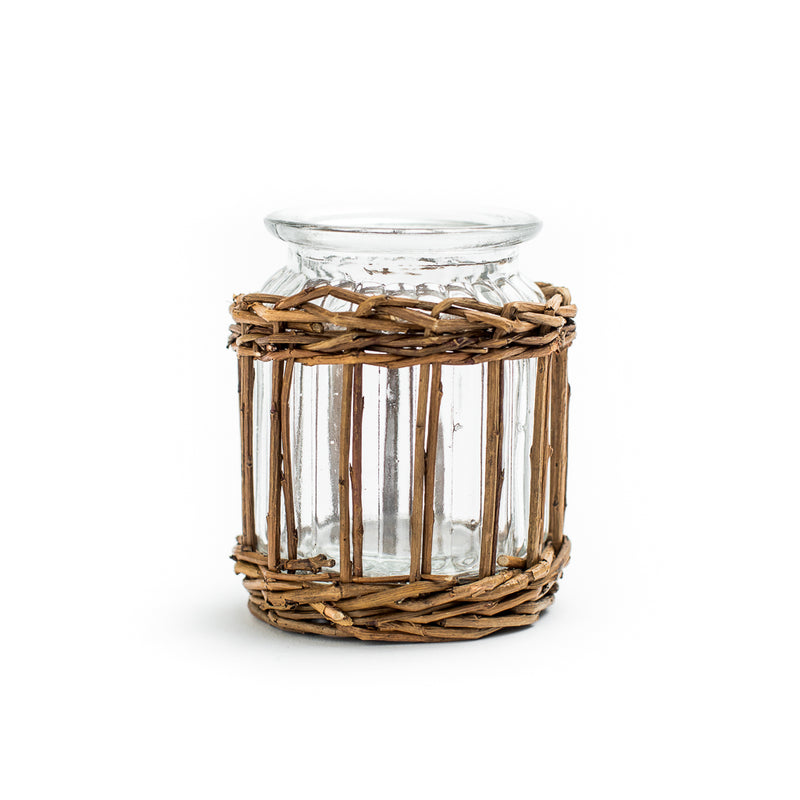 Weaved Jar