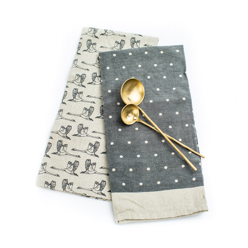 Swan Hand Towel (Set of 2)