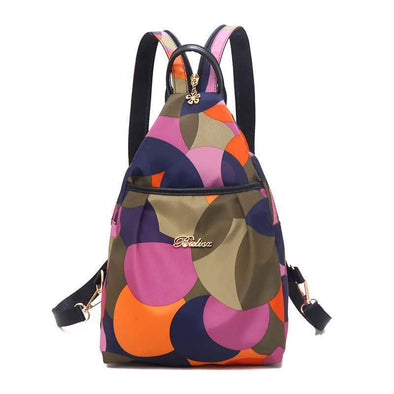 Women's Waterproof Protable Light Weight Backpack