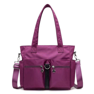 Waterproof Nylon Female Crossbody Bag