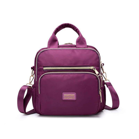 Women Light- Weight Simple Backpack