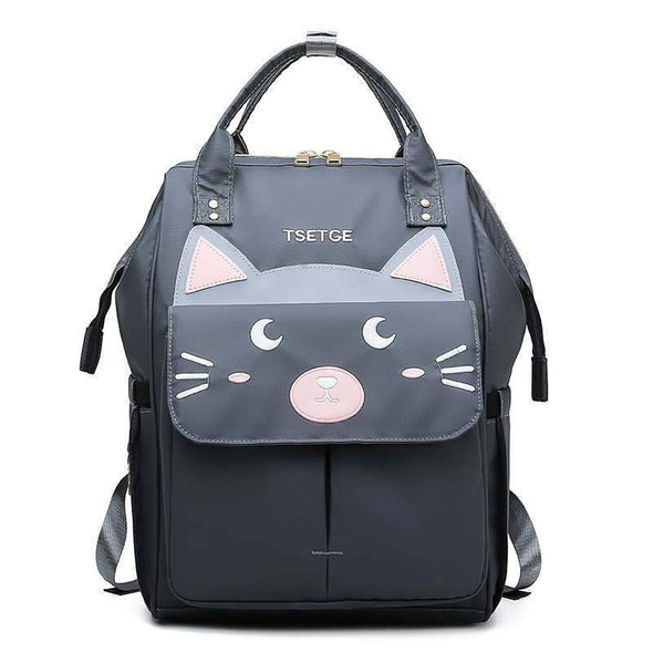 Cat  Mummy Bag Backpack