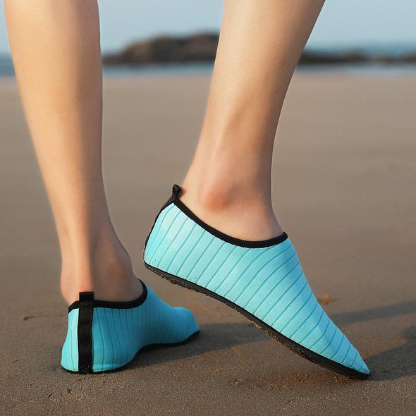 Women and Men Quick Dry Slip on Beach Water Shoes  Sports Shoes