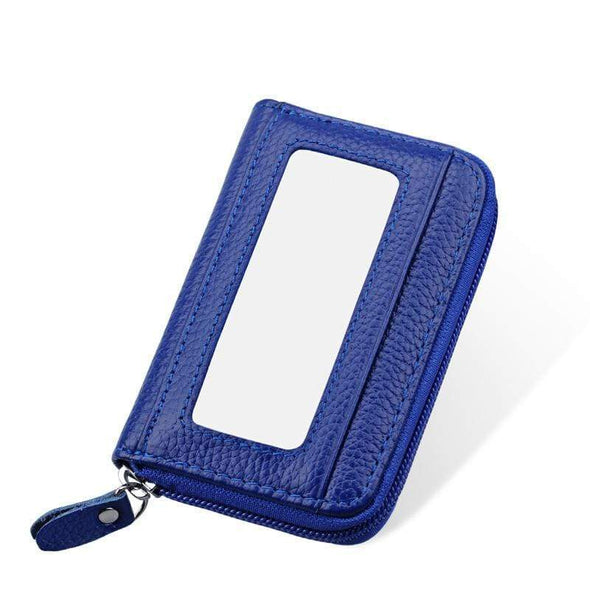 Colorful RFID Blocking Anti-theft Credit Card Package