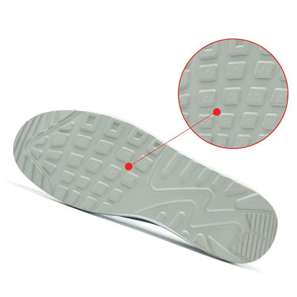 Non-slip shoes mesh breathable casual sports walking shoes