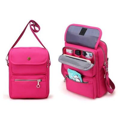 Women Lightweight Waterproof Crossbody Bag