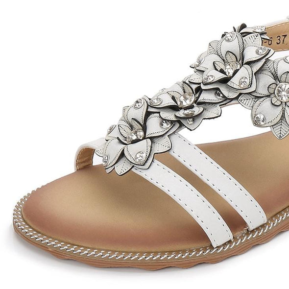 Bohemian women's shoes summer sandals beach
