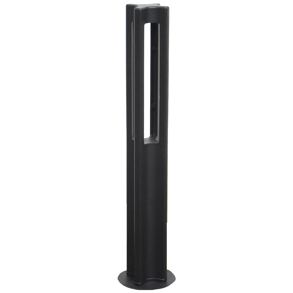 CD53 Low Voltage LED Rectangular Bollard Light Outdoor Path Lighting