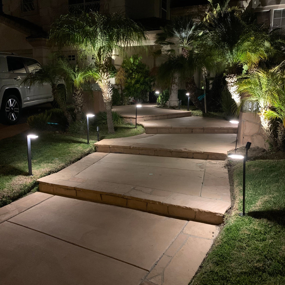 CD58 3W Stainless Steel Directional Path Light LED Bollard Landscape Lighting