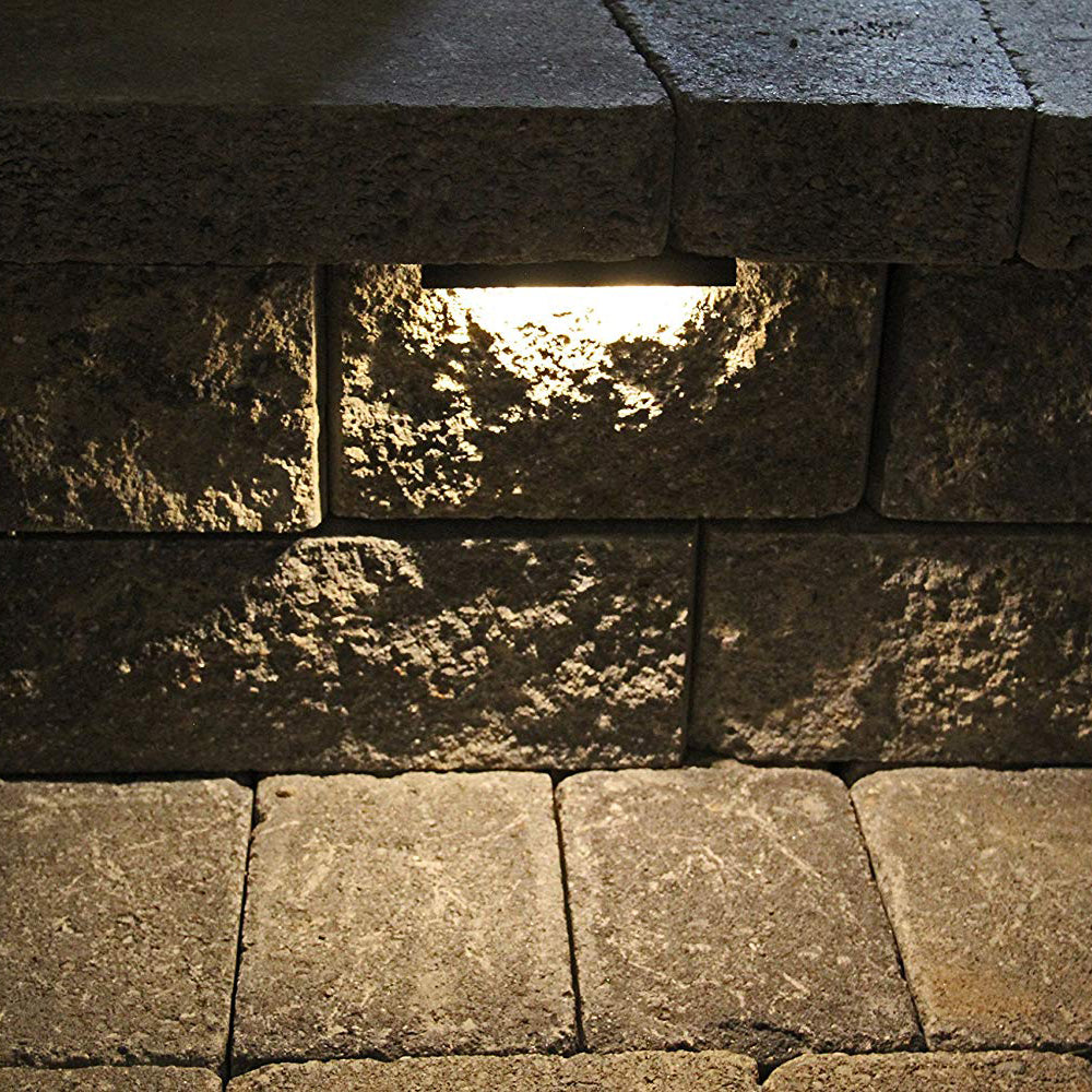 STB05 1.5W Low Voltage Hardscape Paver Light Retaining Wall LED Step Lighting
