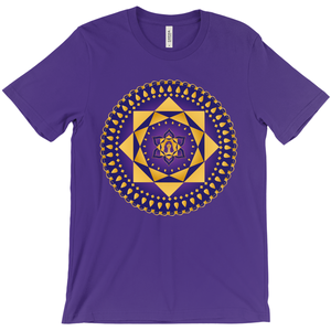 Ashta Lakshmi Purple