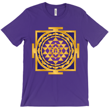 Load image into Gallery viewer, Shri Yantra Purple