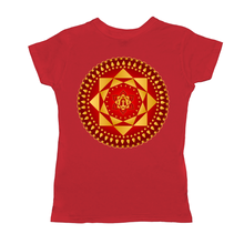 Load image into Gallery viewer, Ashta Lakshmi Red Women's