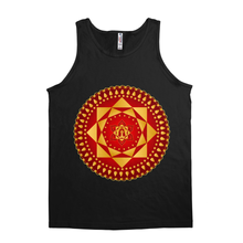 Load image into Gallery viewer, Ashta Lakshmi Red Tank Top