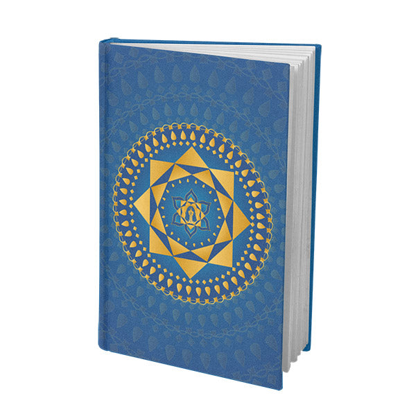 Ashta Lakshmi Journal Blue