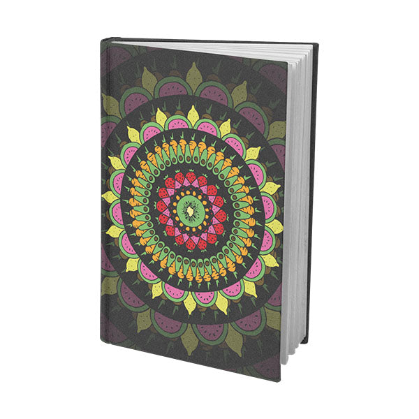 Veggie Mandala Journal