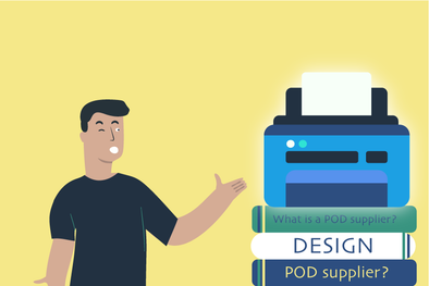 How to choose a POD design supplier