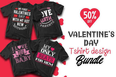 Valentine's Day T-Shirt Printing Ideas