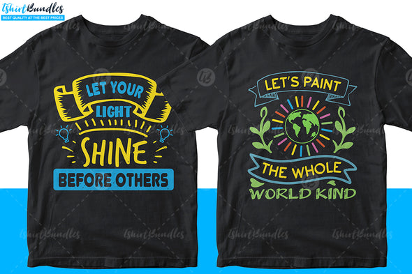 Kindness T-shirt design | Tshirtbundles