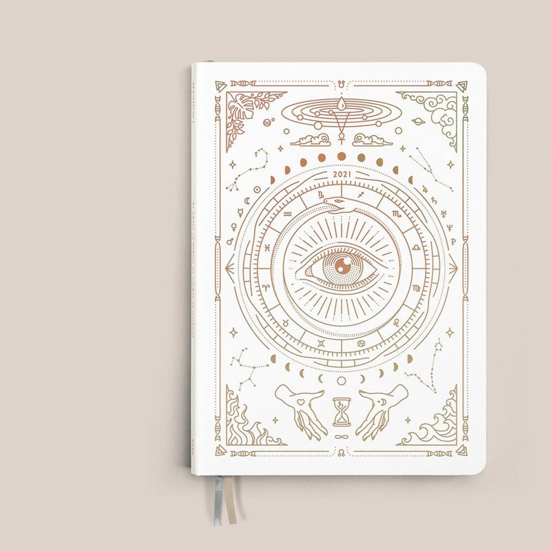 2021 ASTROLOGICAL PLANNER A5