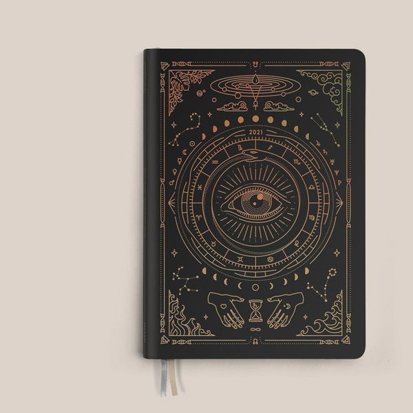 ASTROLOGICAL PLANNER 2021