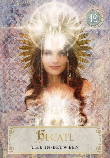 the goddess power oracle deck + guidebook