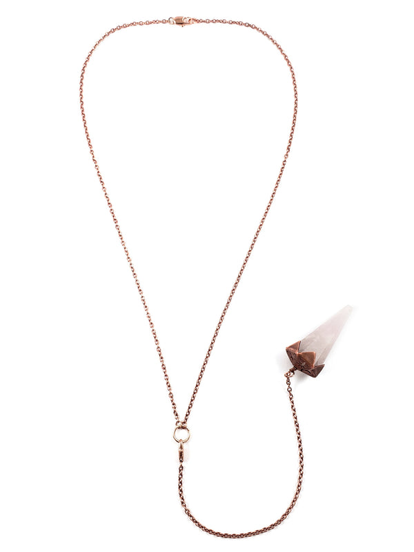 INTUITION PENDULUM NECKLACE